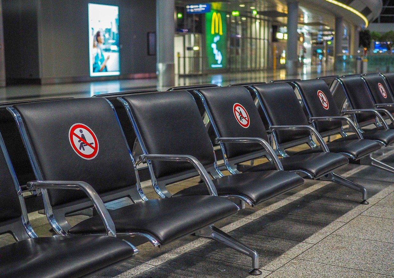 Airport Empty Seats
