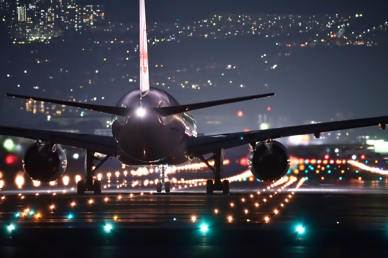 Night Plane